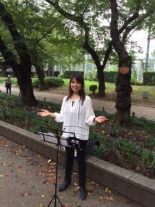2015.9 上野公園