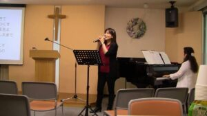 2016.6 TPC午後の礼拝特別賛美