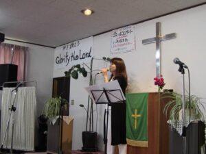 2018.6 藤代聖書教会コンサート