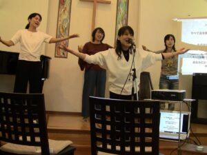 2019.4 泉南聖書教会ゴスペルカフェ