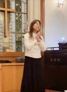 2020.12.24 日本キリスト教団高円寺教会クリスマスキャンドルサービス2