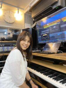 2020.8 Recording at Studio SYMPHONIA
