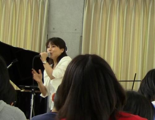2016.3恵明学園 コンサート