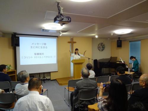 2016.6 TPCお昼の礼拝メッセージ