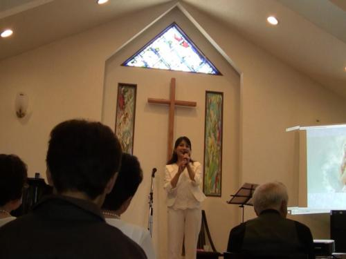 2019.4 泉南聖書教会復活祭コンサート