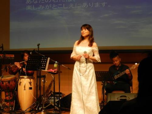 2019.8 「神の息吹」CDリリース記念コンサート at 御茶ノ水クリスチャンセンター8階チャペル.