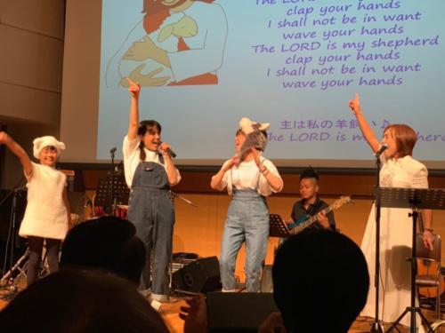 2019.8 「神の息吹」CDリリース記念コンサート at 御茶ノ水クリスチャンセンター8階チャペル3